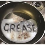 Prevent a Blocked Drain-grease
