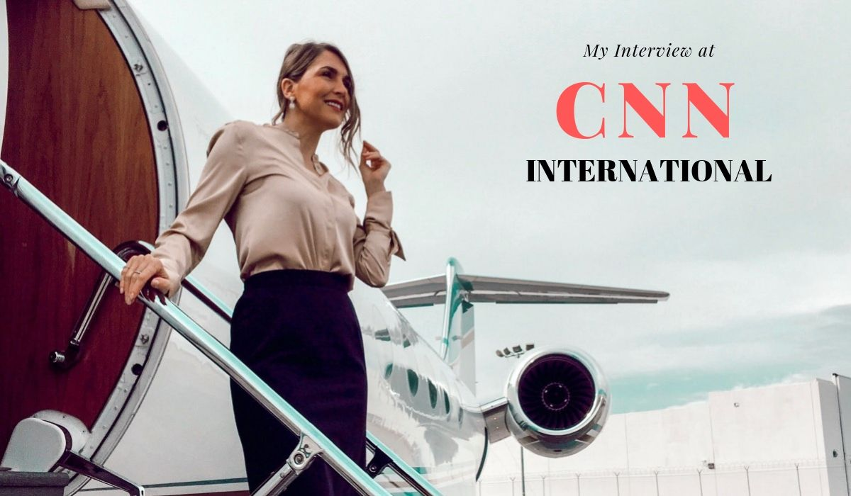 INTERVIEW AT CNN: CONFESSIONS OF A VIP FLIGHT ATTENDANT | FLIGHT ATTENDANT