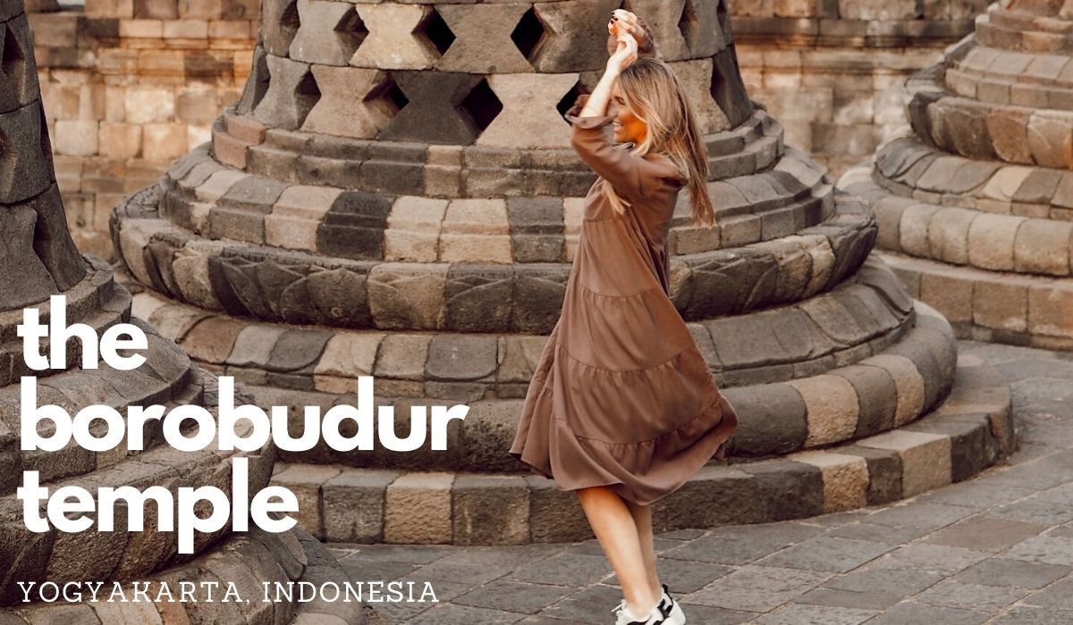 TRAVELING TO INDONESIA: THE BOROBUDUR TEMPLE IN JAVA | Indonesia