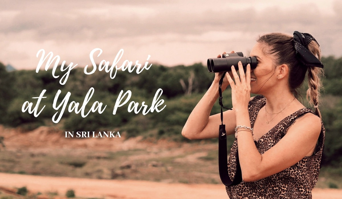MY SAFARI AT YALA NATIONAL PARK IN SRI LANKA | Sri Lanka