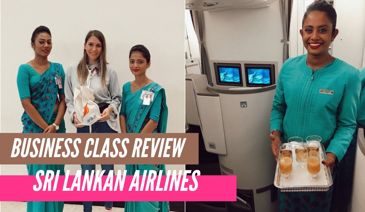 REVIEW: FLYING BUSINESS CLASS WITH SRI LANKAN AIRLINES | AIRLINES